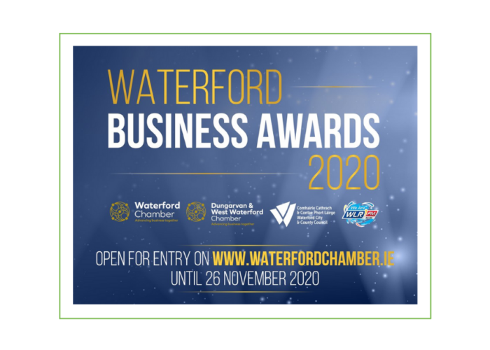 Waterford Chamber Business Awards 2020